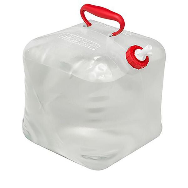 Reliance Fold-A-Carrier Collapsible Water Container, 5-Gallon/20-Liter