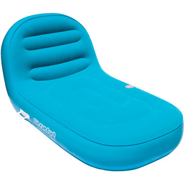 Airhead Sun Comfort Cool Suede Single Chaise Lounge