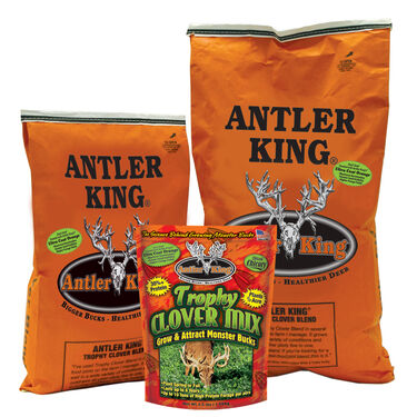 Antler King Trophy Clover Mix, 3.5 lbs. - Covers 1/2 Acre
