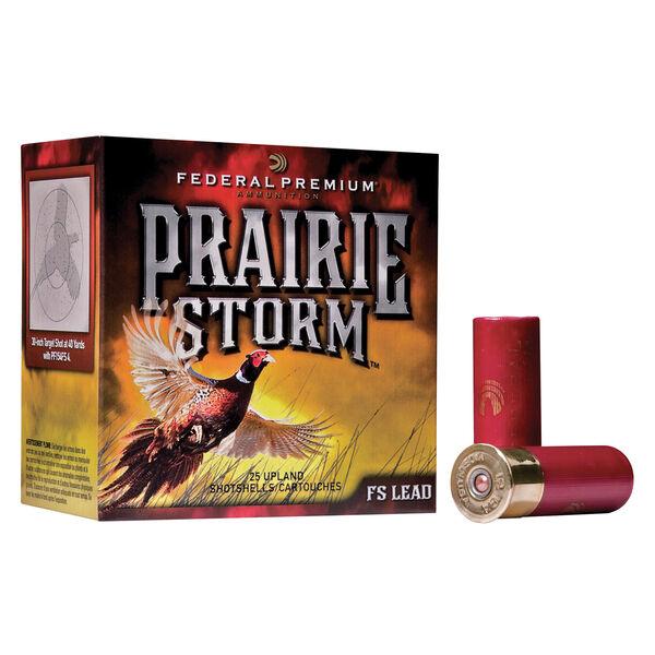 "Federal Premium Prairie Storm Ammo, 12-ga., 3"", 1-5/8 oz."