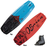 O'Brien Spark Wakeboard With Link Bindings