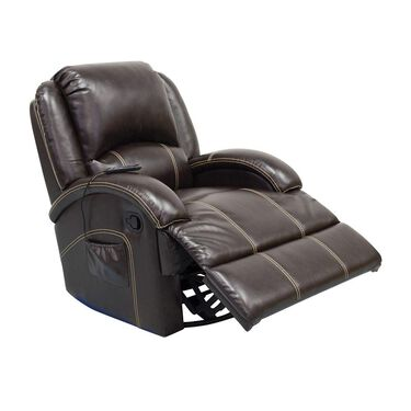 Thomas Payne Collection Heritage Series Swivel Glider Recliner