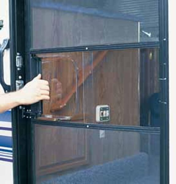 Clear Screen Door Slide Set Camping World