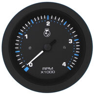 "Sierra Eclipse 3"" Tachometer For Diesel Alternator"