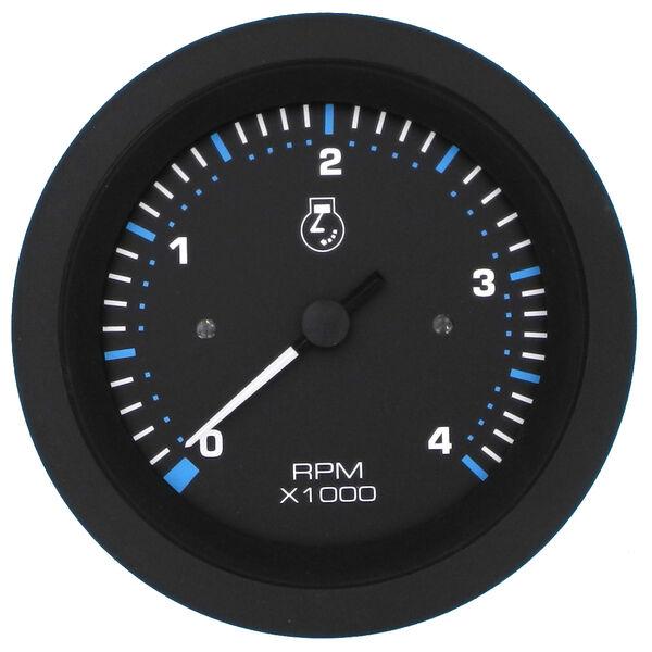 """Sierra Eclipse 3"""" Tachometer For Diesel Alternator"""