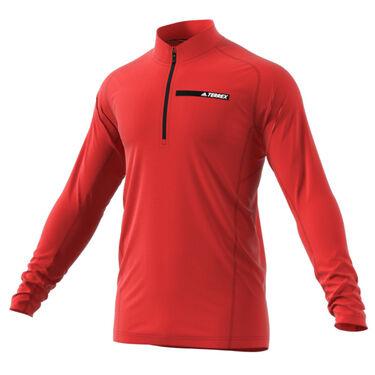 Adidas Men's Terrex Tracerocker Half-Zip Pullover