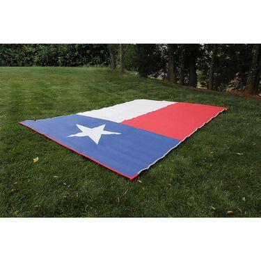 Texas Flag Outdoor Mat, 9'x12'