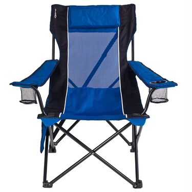 Sling Chair, Blue