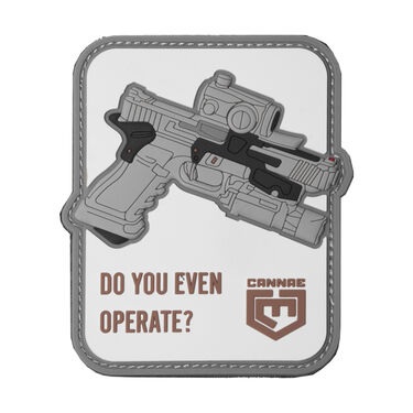 Cannae Pro Gear Do You Even Operate? Patch