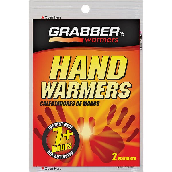 Grabber 7-Hour Hand Warmers, Pair