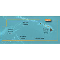 Garmin BlueChart g2 Vision HD Cartography, Hawaiian Islands - Mariana Islands