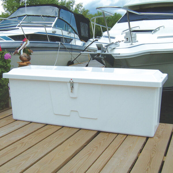Dockmate Stow 'n Go Low Profile Dock Boxes