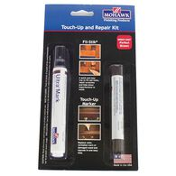 Wood Touch Up & Repair Kit, Brown