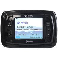 Infinity PRV350 Marine Digital Media Bluetooth Receiver