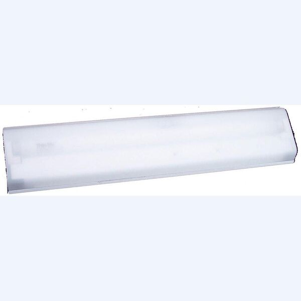 Thin-Lite Single Tube Fluorescent Light Fixture #115
