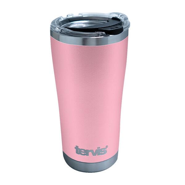 Tervis® Stainless Steel Tumbler, 20 oz. Pink Powder Coat