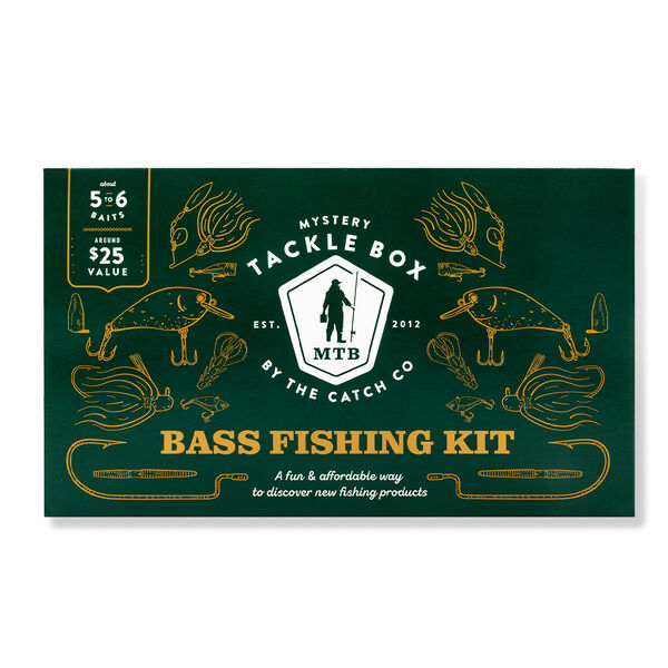 BassMystery Tackle Box