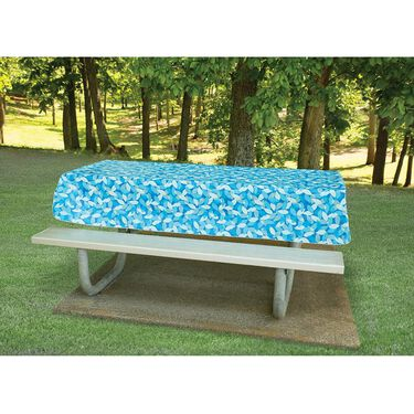 "Petal Tablecloth, 82"" x 54"""