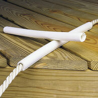"""Rubber Chafe Guards White for 1/2"""" - 5/8"""" lines"""