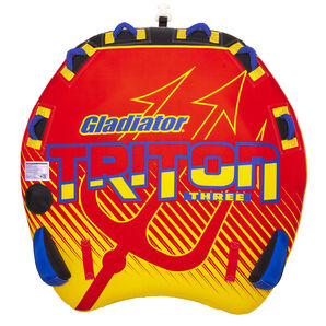 Gladiator Triton 3-Person Towable Tube