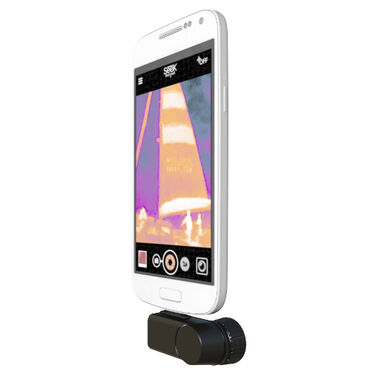 Seek Thermal™ CompactXR Smartphone Thermal Camera   Cabela
