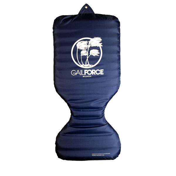 Gail Force Water Sports Travel Inflatable Saddle Float