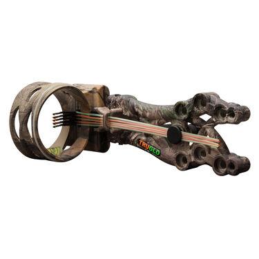 TruGlo Carbon XS Xtreme 5-Pin Bow Sight, Realtree Xtra