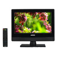 "Axess 13.3"" Widescreen HD LED TV DVD Combo"