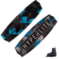 Hyperlite State Wakeboard With Formula Bindings