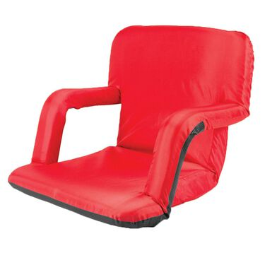 Ventura Seat Portable Recliner Chair, Red