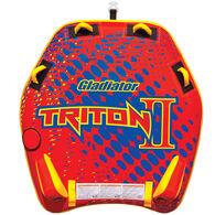 Gladiator Triton 2-Person Towable Tube