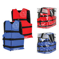 O'Brien Universal Life Jacket, 4-Pack - Red