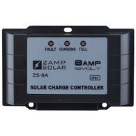 Zamp Solar 8-Amp 5-Stage PWM Charge Controller