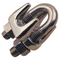 """Sea-Dog Stainless Steel Wire Rope Clip, 1-1/4""""H"""