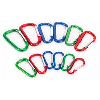 Titan Tools 12-Piece Carabiner Set
