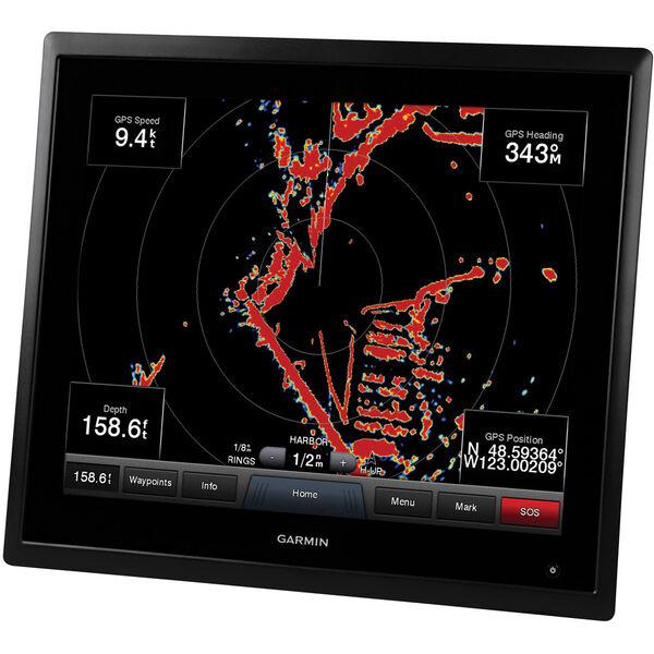 "Garmin GMM 190 19"" Touchscreen Marine Monitor"