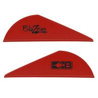 """Bohning 2"""" Blazer Vanes, Red, 36-Pack"""