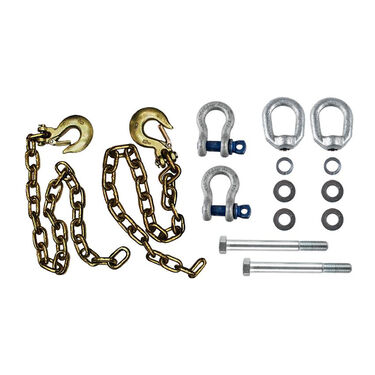 Ultimate Connection Safety Chains for 5th Wheel or Goosneck