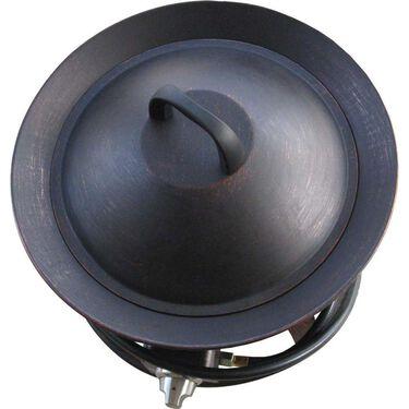 Aurora Steel Gas Fire Bowl