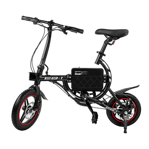 Swagtron EB-1 E-Bike, Black