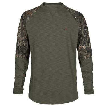 Black Antler Men's Bruiser Long-Sleeve Tee