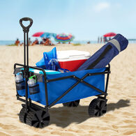 Seina Large Folding Beach Wagon