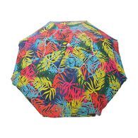 7 ft Palms Beach Umbrella With Travel Bag