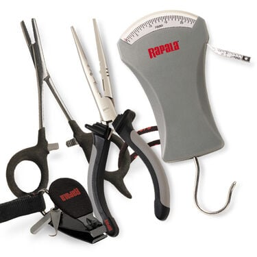 Rapala Pliers/Forceps/Scale/Clipper Combo Pack