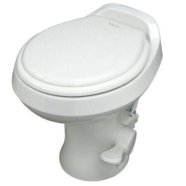 Dometic High Profile 300 Gravity Flush Toilet - White