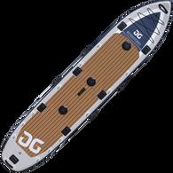 Aquaglide Blackfoot 14' Angler Inflatable Stand-Up Paddleboard