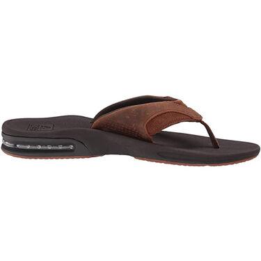 Reef Men's Leather Fanning Sandal