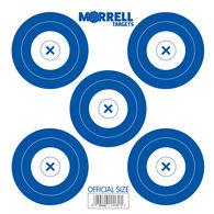 Morrell Five Spot Target Paper
