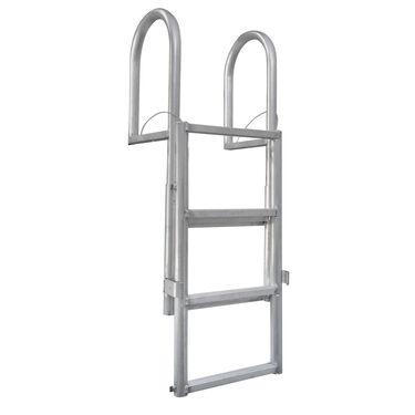International Dock Standard-Step Dock Lift Ladder, 3-Step