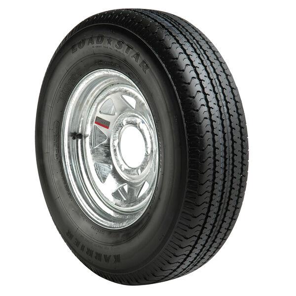 ST225/75R x 15D Radial Trailer Tire